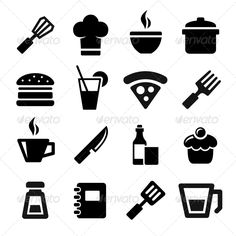 Kitchen Icons | Buy and Download: http://graphicriver.net/item/kitchen-icons/5912558?WT.ac=category_thumb&WT.z_author=In-Finity&ref=ksioks