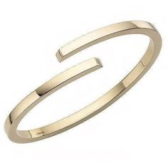 Solid 22ct Gold 3mm crossover square Bangle weighing 40 grams approx  weight based on largest size      9ct Gold 916 hallmarked and made in the United Kingdom     Width           3mm  Weight         40 grams approx  Wrist sizes   7, 7.5 and 8 inches