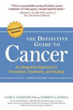 Naturopathic physician Lise N. Alschuler and medical journalist Karolyn A. Gazella present an overview of what cancer is, its causes and preventative strategies, an in-depth approach to integrative treatment options, descriptions of key body functions, and discussions of more than twenty specific cancers.