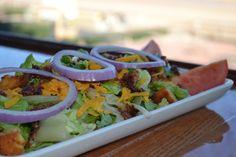 Garden Salad from Bricktown Brewery at Remington Park