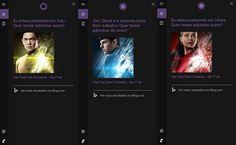Cortana obedece a comandos de voz, funciona em celulares com Windows Phone 8.1 e computadores com Windows 10