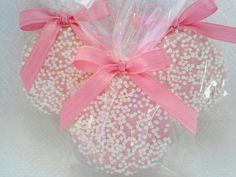 Pink Chocolate Covered Oreos Cookies Pink por Sweettoothsweetie