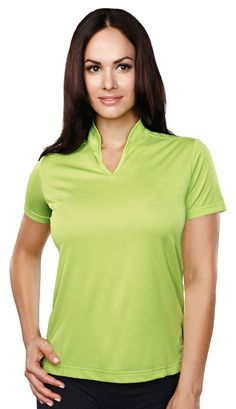 a807baf6 TriMountain 051 Womens Acoro 100 Polyester Knit Shirts Lavender L *** Find  out more about the great product at the image link.