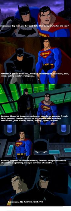 why do I hear this in the voices of the Voice actors who did their voices in the Justice League series?