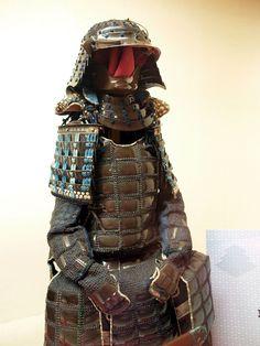 Chochin kabuto, karuta tatami dou gusoku.