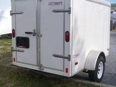PACE CARGO TRAILER ENCLOSED 2005 - $1450 (KENT ISLAND)