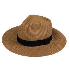 45% Off was $16.21, now is $8.84! JTC Men Women Straw Sunhat Beach Cap Prop Outfit 4Design
