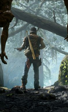 Days gone - Days Gone - Dinner Recipes Day Gone Ps4, Gone Days, King's Quest, Game Wallpaper Iphone, Best Gaming Wallpapers, Horror Video Games, Survival Instinct, Video Game Characters, Ps4 Games