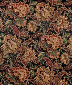 Swavelle / Mill Creek Valentina Onyx Fabric Plus Drapery Fabric, Fabric Decor, Fabric Design, Tapestry Fabric, Textures Patterns, Fabric Patterns, Impression Textile, Art Chinois, Art Japonais