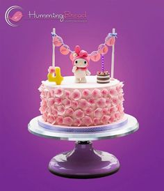 My Melody cake