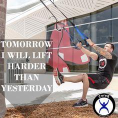 Happy Monday! #CoreXRipFit #PersonalTrainer #MotivationalMonday #MondayMotivation #Gym