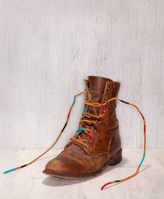 Ideas for shoelace bondage
