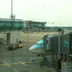 인천 공항 도착
