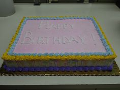 Cakes, Create, Happy, Desserts, Food, Tailgate Desserts, Deserts, Cake Makers, Kuchen