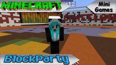 MINECRAFT - BlockParty - MINI-GAMES
