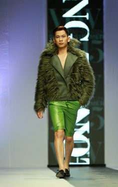 Vietnam Fashion Week SS15 - Ready to wear. Designer: TRUONG THANH LONG. Photo: Nguyen Thanh Dat