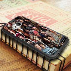 Supernatural Collage Art HTC One M8 Case
