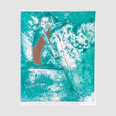Hopp Jenta mi - Björg Thorhallsdottir Waves, Angel, Artwork, Kunst, Work Of Art, Auguste Rodin Artwork, Artworks, Ocean Waves, Illustrators