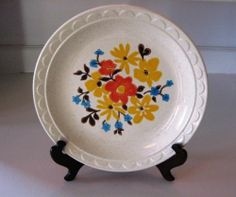 "Homer Laughlin Granada 10"" Dinner Plate  