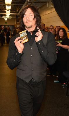 Norman Reedus CMT Awards