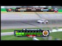Dale Earnhardt Jr. Dominates Qualifying at Kentucky!