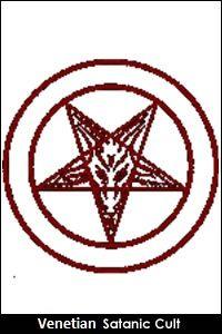 Il culto satanico veneziano    FONDAZIONE    Il culto satanico veneziano venne fondato dall'antipapa Innocenzo III intorno al 1198, durante il suo regno come antipapa e capo del Culto Romano.  A differenza dei precedenti membri del Culto Romano, l'antipapa Innocenzo non adorava la Magna Mater (Cibele) e gli antichi dei demoniaci del Vaticano.