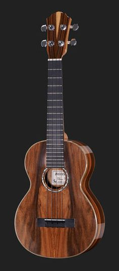 Thomann Bohemia Concert Ukulele VT-02 - Made in the Czech Republic for a German Retailer