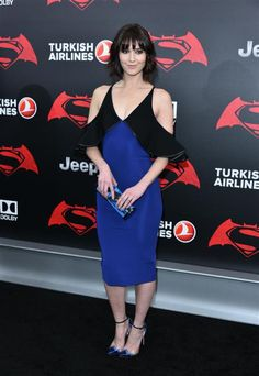 """WHAT is going on with Mary Elizabeth Winstead's David Koma dress at the """"Batman v Superman: Dawn of Justice"""" New York City premiere on March 20, 2016. Celebrity Fashion Hits and Misses for March 2016"""