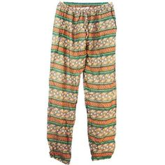 Harem Pants ($6) ❤ liked on Polyvore featuring pants, harem pants, boho harem pants, boho style pants, hippie pants and hippy pants