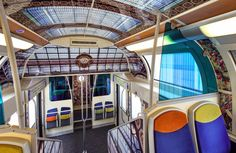 Public train system art by SNCF & 3M » Retail Design Blog