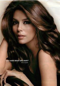 Eva longoria hair color get your hair did pinterest eva eva longoria highlights color google search pmusecretfo Images