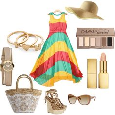 Summertime #1 by avainteq on Polyvore