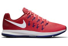 innovative design a0d23 4d377 Chaussures de Running Nike AIR ZOOM PEGASUS 33 Rouge à partir de 84,00 € au  lieu de 120,00 €