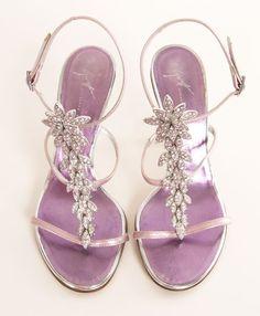 Lavender Wedding Shoes-3