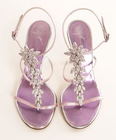 Lavender Wedding Shoes-3
