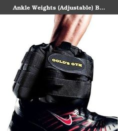 Ankle Weights (Adjustable) By: Gold Gym. The CAP Barbell 20 lb Adjustable Ankle Weights can effectively tone and shape your muscles. The added resistance will build stamina and give your legs an overall toned look. The weights are adjustable and can be worn anywhere! Add or remove weight without taking them off. These ankle weights have external pockets, so you can adjust the weight to suit your needs. Adjustable Velcro closures ensure a secure fit. CAP Barbell 20 lb Adjustable Ankle…
