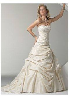This is the dress!  Final decision.  Gonna start putting payments on it as soon as I can!