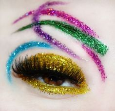 circque du soleil makeup | Cirque du Soleil