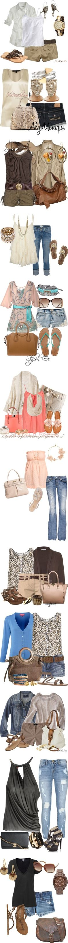 """♥ My summer favourites ♥"" by kimskienails on Polyvore I love it al!!!"