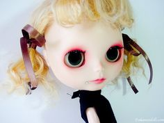 One Customized OOAK Blythe Doll Mico by Dakawaiidolls on Etsy, $220.00