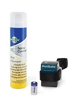 Innotek Anti Bark Scentless Spray Collar