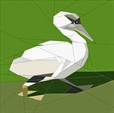 Quilt Art Designs: New Bird Themed Blocks!
