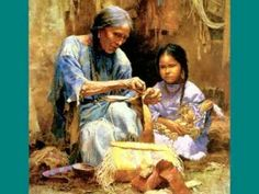 ***Native Americans*** Peoples who occupied North America before the arrival of the Europeans in the 15th cent. They have long been known as Indians because of the belief prevalent at the time of Columbus that the Americas were the outer reaches of the Indies (i.e., the East Indies). Most scholars agree that Native Americans came into the Weste...