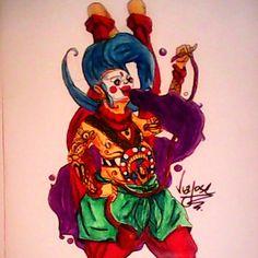 Buda narcoleto sideral