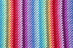 Beneath the Rowan Tree: granny syripe crochet Temperature Blanket for 2016 Crochet For Beginners Blanket, Knitting For Beginners, Knitting Ideas, Beginner Crochet, Loom Knitting, Temperature Afghan, Temperature Chart, Crochet Granny Square Afghan, Square Blanket