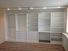 Small Kids Room Layout Built Ins 55 Super Ideas Ikea Closet Design, Bedroom Closet Design, Master Bedroom Closet, Closet Designs, Bedroom Decor, Bedroom Built In Wardrobe, Ikea Wardrobe, Ideas Armario, Dressing Design