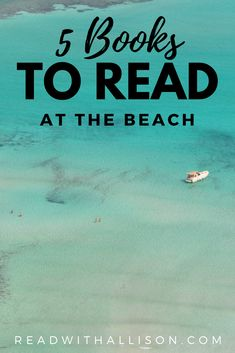 Headed off to the beach for the holiday weekend? Here's five books you can pack in your beach bag! #beach #books #booklist #summer #summerreading #beachread #reading #read #readers #bookstagram #blog #bookblog Get Reading, Beach Reading, Jenny Han Books, How To Read More, Find A Book, Reality Tv Stars, Reading Challenge, Historical Fiction, Bookstagram