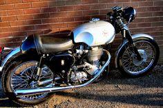 Flickr - ronsaunders47 - BSA GOLDSTAR 500.BRITISH CLASSIC. - Café racer - Wikipedia