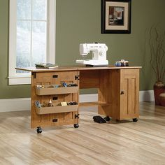 Sauder Sewing and Craft Table - Walmart.com