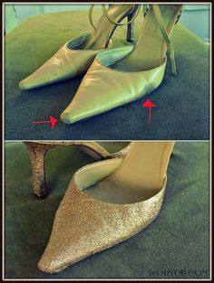 WobiSobi: Glitter Shoe Fix #2